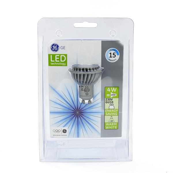Żarówka led 4W  GU10 3000K 230V  Power Led 75284